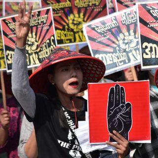 11 Il golpe in Myanmar all'epoca del Tribalismo, mentre la vac-diplomacy cinese si allarga alla Turchia