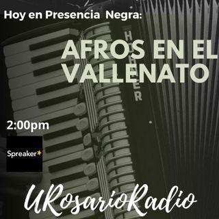 Afros en el vallenato