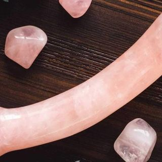 What's the deal with crystal sex toys?