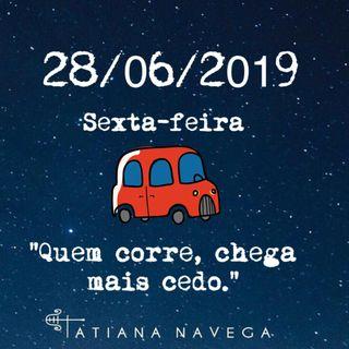 Novela dos ASTROS #23 - 28/06/2019