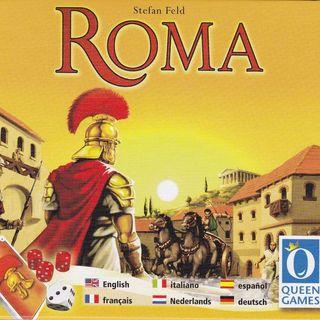 Out of the Dust ep81 - Roma and Bora Bora, Hallertau, and Wars of Marcus Aurelius