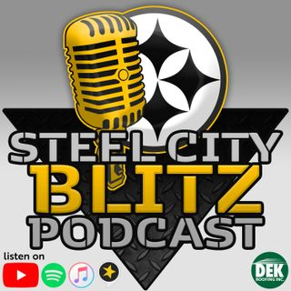 Steel City Blitz Steelers Podcast 201 - Ben, JuJu and Holding Out Hope