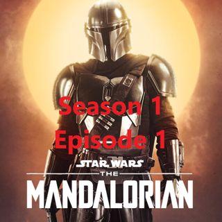 The Mandalorian S1 E1