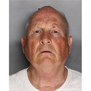 GOLDEN STATE KILLER, EAR/ONS CAPTURED-DET. RICHARD SHELBY
