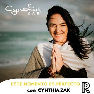 #027  Puntos dorados con Cynthia Zak - Del miedo al amor