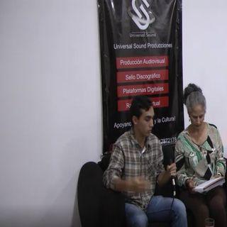 ENTREVISTA AL ESTUDIANTE DE DERECHO CARLOS FLOREZ 2 PARTE