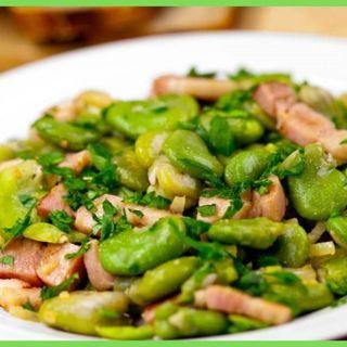 Fave alla poverella: tipica ricetta della tradizione pugliese