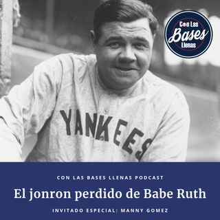 La historia del homerun perdido de Babe Ruth