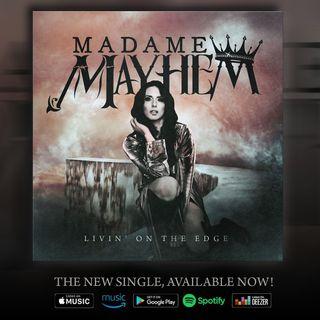 The Rock n Ragni Show #30 w/ Madame Mayhem