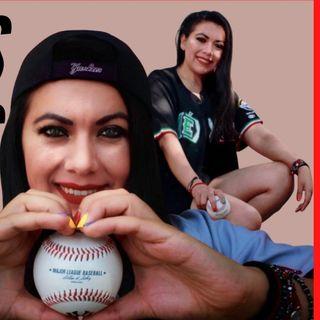 Experiencias de mujeres cubriendo béisbol. Invitada especial: Karo García
