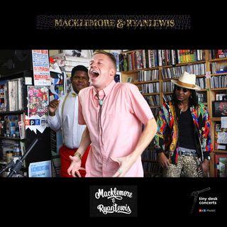 Macklemore & Ryan Lewis - Acoustic Live at NPR Music Tiny Desk Concert - Full Live / Full Show