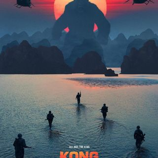 Movies with Zed - Kong: Skull Island