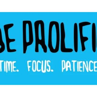 The Law Of Prolific: 619-768-2945