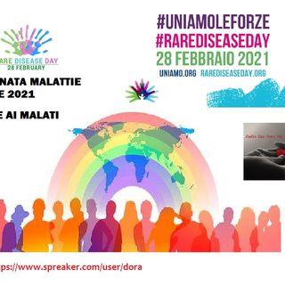 PUNTATA DEDICATA ALLE MALATTIE RARE 2021