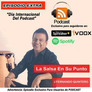 EPISODIO EXTRA-Día internacional del Podcast
