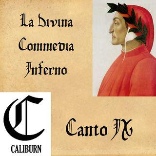 Inferno - canto IX - Lettura e commento