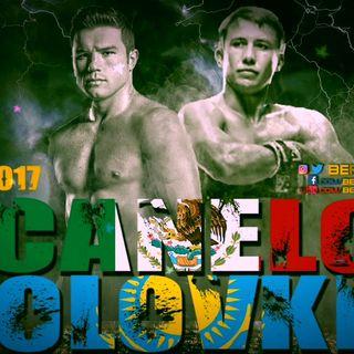 Inside Boxing Weekly:Golovkin-Alvarez Preview Show W/John Raspanti!