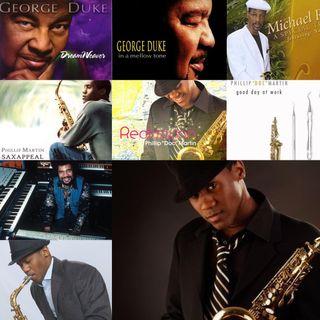 """Smooth Jazz Jam"" feat. George Duke & Phillip Doc Martin"