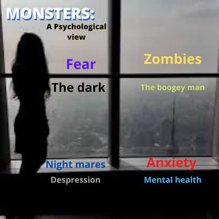 Episode 2  Monsters: A Psychological view