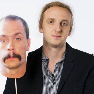 Martin Schibbye och Johan Persson