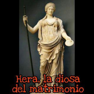 Hera, la diosa del matrimonio