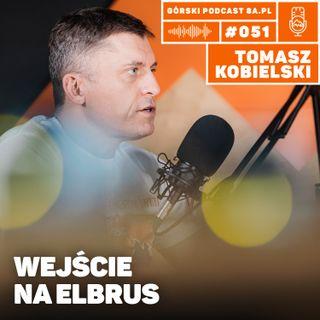 #051 8a.pl - Tomasz Kobielski. Jak wejść na Elbrus?