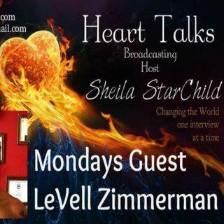 Heart Talks Live LeVell Zimmerman