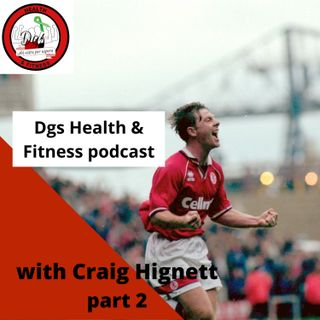 Craig Hignett part 2- From The Boro to Troubles at Hartlepool