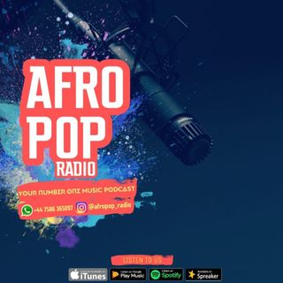 Ad - Afro-POP Radio