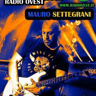 Diretta FB, You Tube, Twitch con Mauro Settegrani e le sue chitarre