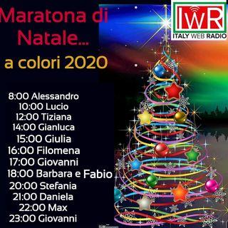 Maratona di Natale a colori 2020