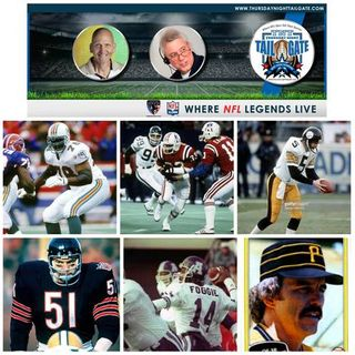 NFL Legends Including Chicago Bears Hall of Famer Dick Butkus Join Us