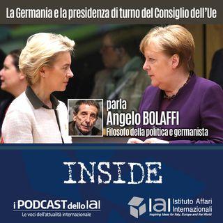 La Germania e la presidenza di turno del Consiglio dell'Ue