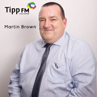 Martin Browne talks about the Controversial Tweet