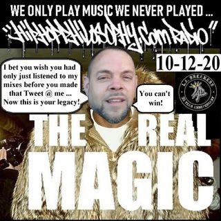 HipHopPhilosophy.com Radio - 10-12-20 - Monday Night Fresh with Def D interview