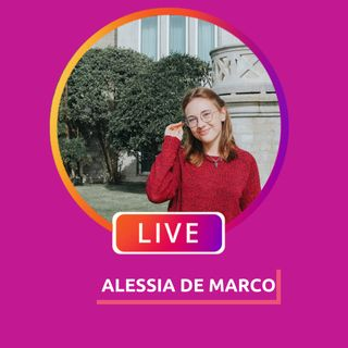 Alessia De Marco - #SheTechbreakfast marathon