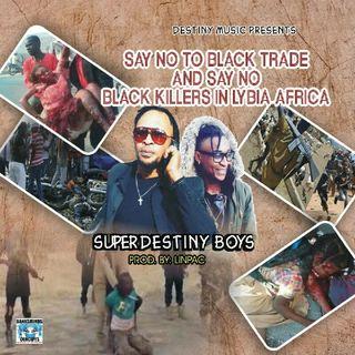 Episode 4 - Super destiny Boyz S.D.B. (Say No To Slavering)