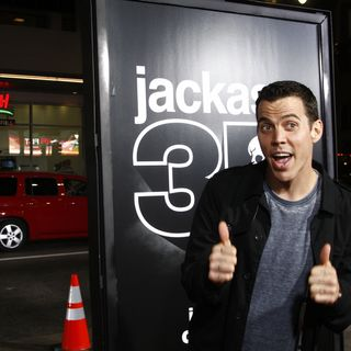 Sports of All Sorts: Comedian Steve-O