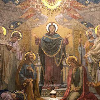 Approaching Pentecost