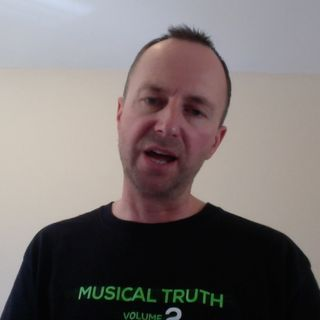 Mark Devlin guests on The World You Don't Know, OYM Radio, Ireland, 16/10/18