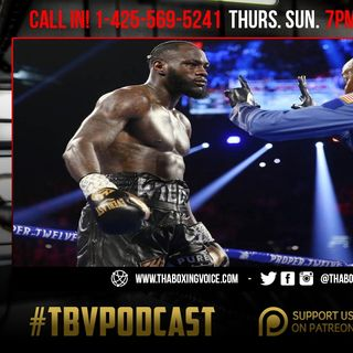 "☎️Wilder ""Career Over,""😱Joshua Only One Can Beat Fury🧐Canelo Charlo😳Can Crawford Be A Star❓"