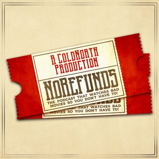 NoRefunds #12 Gothika