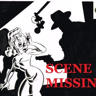 Classic Films Scene Missing With Hilary Barta and Will Pfeifer