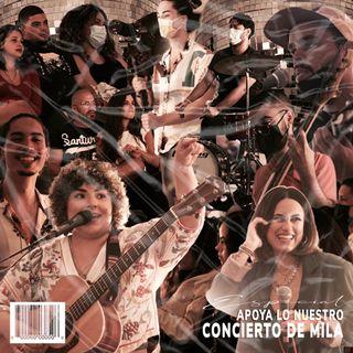 Apoya Lo Nuestro | Concierto de Mila ft. Mila, Abraham Dorta, Javier Acosta, Klaro de Luna, Cejas De Frida & Bryan J. Suárez