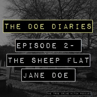Doe Diaries #2 - The Sheep Flats Jane Doe
