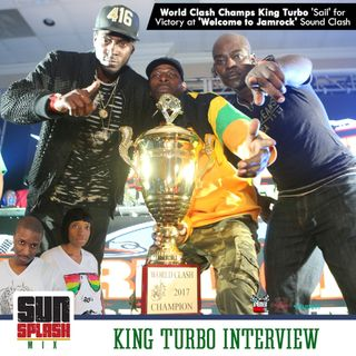 Sunsplash Mix Show King Turbo Slingshot Interview