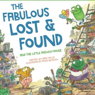 The Fabulous Lost and Found and The Little Korean Mouse by Mark Pallis - Read by E3D