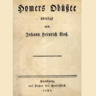 Johann Heinrich Voß, dt. Dichter (Geburtstag, 20.02.1751)