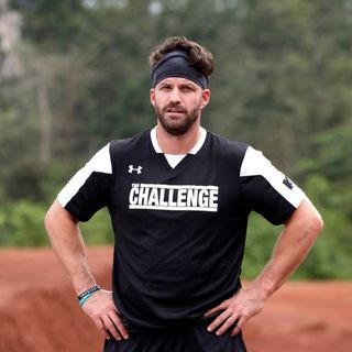 Johnny Bananas From MTV's The Challenge