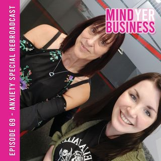Rebroadcast - Dealing with Anxiety as a Business Owner